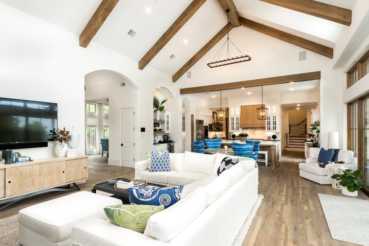 Keller Residence - Buchanan Design Studio
